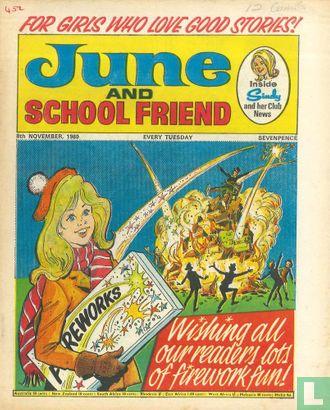 Bessie Turf - June and School Friend 452