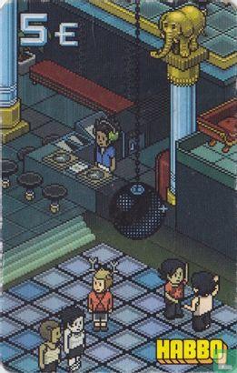 Habbo Hotel card - Bild 1