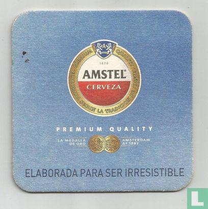 Netherlands (Holland) - Amstel Cerveza