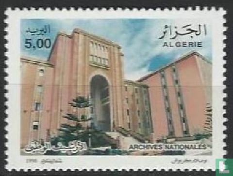 Algerije - Nationaal Archief