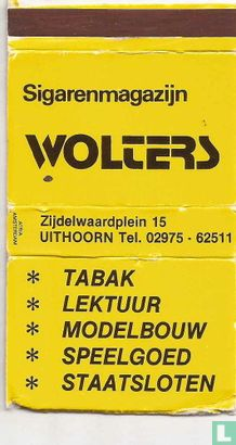 Sigarenmagazijn Wolters