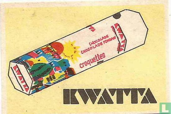Croquettes Kwatta