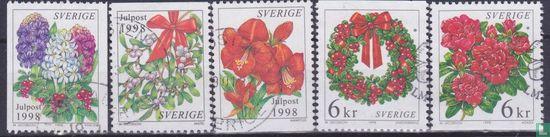 Zweden [SWE] - Kerstmis bloemen