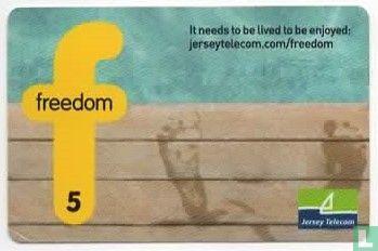 Jersey Telecom Mobile - Freedom