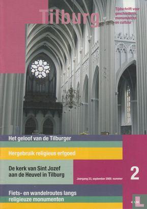 Tilburg - Tijdschrift voor geschiedenis, monumenten en cultuur 2 - Afbeelding 1