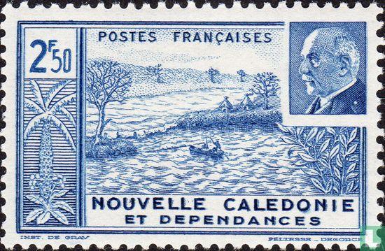 Nouvelle-Calédonie - Maréchal Pétain