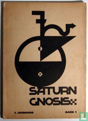 Saturn Gnosis 1 Heft 1 Juli 1928 - Image 1