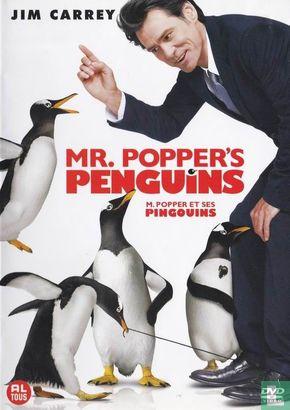 DVD - Mr. Popper's Penguins