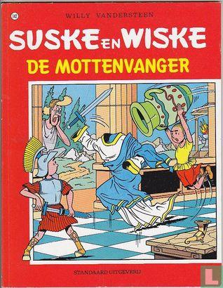 Willy and Wanda (Spike and Suzy, Bob & Bobette, Luke a...) - De mottenvanger