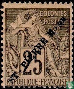 Saint-Pierre and Miquelon - Type Dubois 'St Pierre M-on'