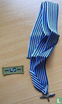 Medaille: onderscheidingen - Zilveren Vlaamse gaai