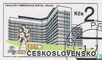 Czechoslovakia - Modern buildings