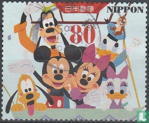 Japan [JPN] - Disney-figuren