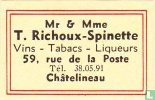 T. Richoux-Spinette