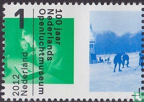 Pays-Bas [NLD] - 100 ans de musée en plein air