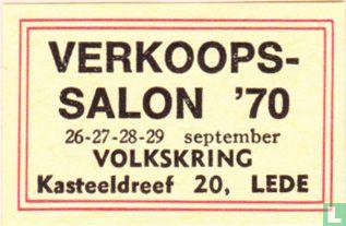 Verkoopssalon '70