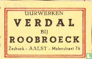 Verdal - Roobroeck