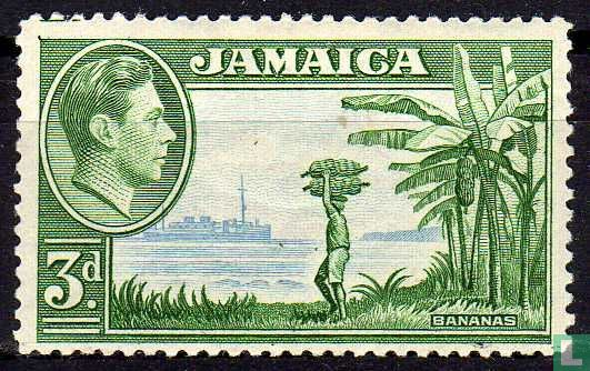 Jamaica - Bananentransport