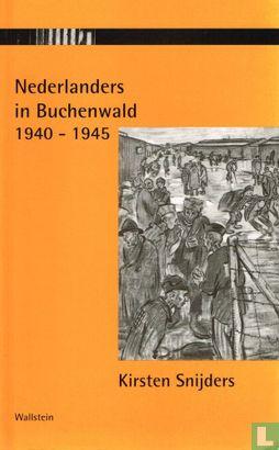 Snijders, Kirsten - Nederlanders in Buchenwald 1940 - 1945