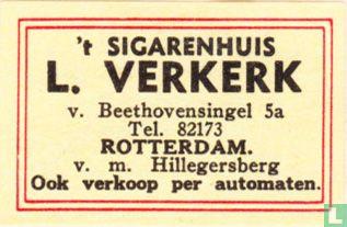 't Sigarenhuis L. Verkerk