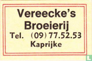 Vereecke's Broeierij