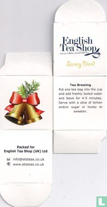 English Tea Shop -  4 Savery Blend