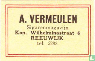 A. Vermeulen - Sigarenmagazijn