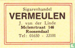 Sigarenhandel A. Vermeulen - J. van der Linde