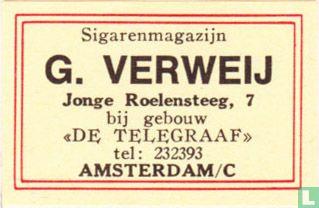 Sigarenmagazijn G. Verweij