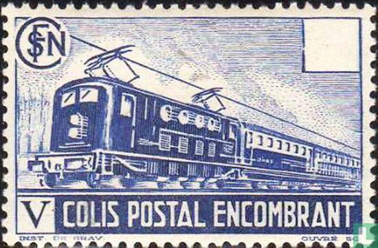 Frankrijk [FRA] - Pakketpost - grote pakketten