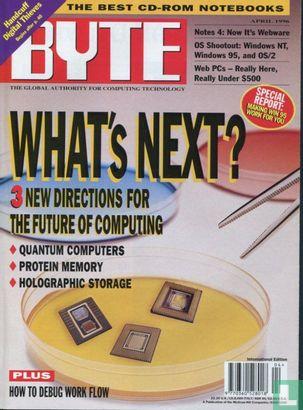BYTE 1996 04