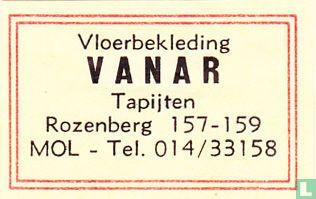Vloerbekleding Vanar