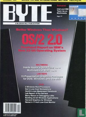 BYTE 1991 12