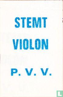 Stemt Violon - P.V.V.