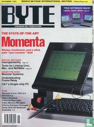 BYTE 1991 11