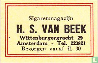 Sigarenmagazijn H.S. van Beek