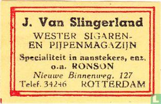 J. van Slingerland