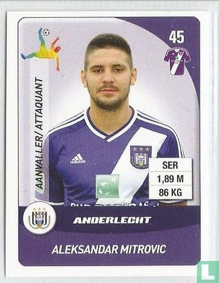 Panini - Aleksandar Mitrovic