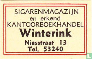 Sigarenmagazijn Winterink