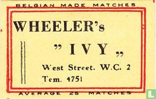 "Wheeler's ""Ivy"""