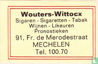 Wouters-Wittocx