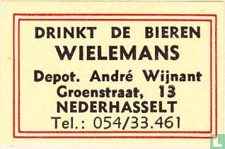 Drinkt meer bieren - Wielemans - André Wijnants