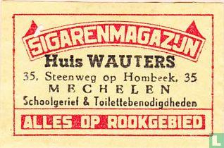 Sigarenmagazijn Huis Wauters