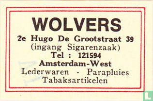 Wolvers - Tabaksartikelen