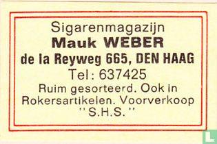 Sigarenmagazijn Mauk Weber