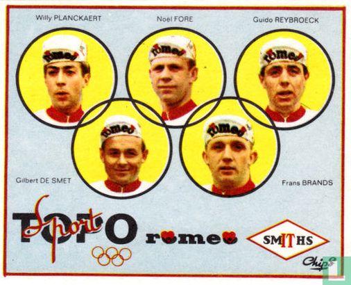 Topo Sport Romeo Smiths - Image 1