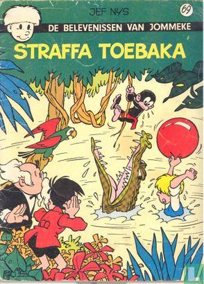 Jommeke - Straffa Toebaka