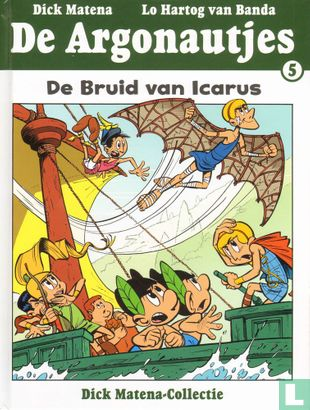Argonautjes, De - De bruid van Icarus
