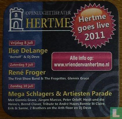 Netherlands (Holland) - Hermte Goes Live 2011