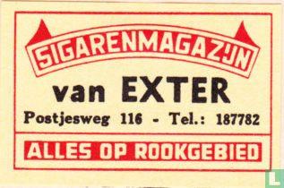 Sigarenmagazijn van Exter
